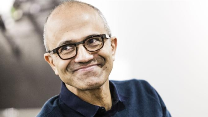 Microsoft's share price has increased by nearly 200% in five years, which was the time it took for Satya Nadella, appointed CEO in 2014, to raise the multinational to the rank of largest company in the world by market capitalisation.