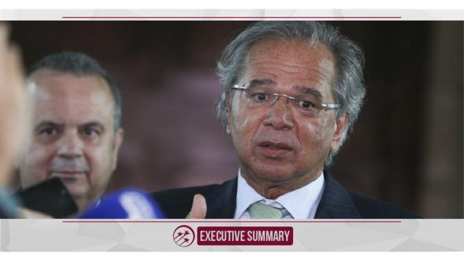 "The Brazilian federal government is set to ""fire the privatization cannon"" at all state-owned companies, according to the country's economy minister, Paulo Guedes, by launching the largest privatization program the country has ever seen, which will be unmatched anywhere in the world in terms of funds raised. Guedes has warned he will not spare the country's big fish and vows to reduce the number of state-owned companies from 134, the largest figure in the Americas, to a mere 12."