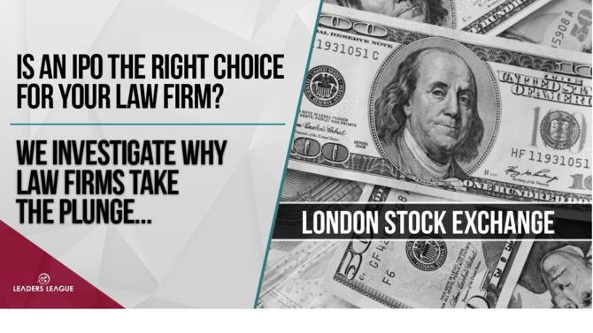 As international law firm DWF goes from private to public ownership and is admitted to the LSE, Leaders League looks at how an IPO that was years in the making unfolded and considers the benefits and risks of this bold move.
