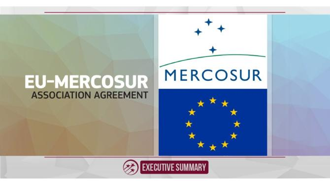 At a time when multilateral negotiations are increasingly giving way to bilateral and regional approaches, the European Union and Mercosur made history by signing a bi-regional association agreement, which encompasses not only trade and access to consumer markets, but also political and cooperation matters. After 20 years of negotiations, the deal defies a rising tide of international protectionism and has great potential to positively impact both regions in many ways, whilst also bringing new challenges.