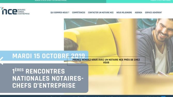 Organisées par le syndicat Notaire conseil d'entreprise (NCE), les premières rencontres nationales notaires-chefs d'entreprise auront lieu mardi 15 octobre prochain.