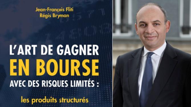Cofondateur d'Allure Finance, cabinet de conseil en gestion privée,, Jean-François Fliti publie avec Régis Bryman l'ouvrage « L'art de gagner en bourse avec des risques limités : les produits structurés », aux Éditions Eyrolles.