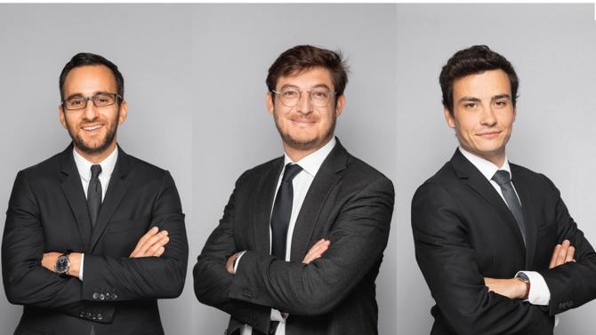Bruno Nogueiro, accompagné de ses deux collaborateurs, rejoint les rangs d'Altana en qualité d'associé.
