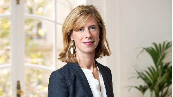 Le cabinet Maisonneuve accueille une nouvelle associée, Bérénice de Warren.