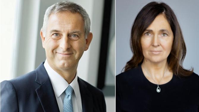 Président et membre du directoire de la banque privée BPE, Jean-Marc Ribes et Aurélie Tristant prennent de nouvelles responsabilités au sein de La Banque Postale immobilier conseil (BPIC).