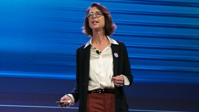 Héritière d'une dynastie américaine de la finance, Abigail Johnson, 57 ans, est à la tête de Fidelity Investments, l'un des fonds d'investissement les plus puissants au monde.