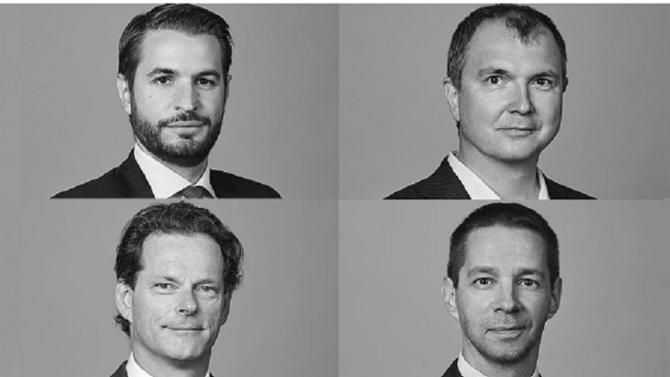 Vischer ouvre un nouveau bureau à Genève piloté par quatre associés : Maxime Chollet, Damien Conus, Lorenz Ehrler et Gérald Virieux.