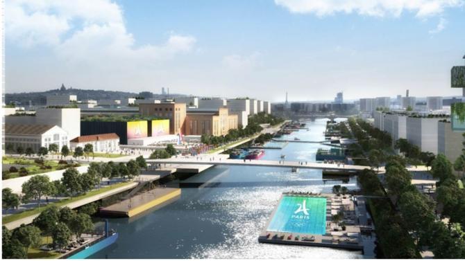 Emblème des Jeux olympiques de Paris 2024, le village des athlètes va remodeler le visage de plusieurs communes séquano-dionysiennes mais sera aussi un fantastique laboratoire en matière de réversibilité des usages des bâtiments.