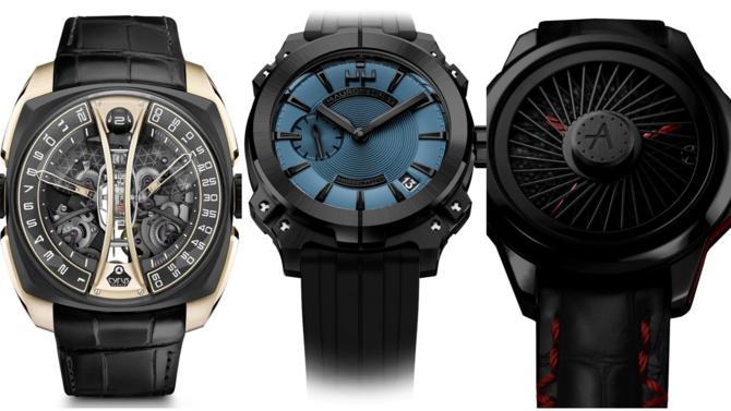 La boutique Fréret-Roy répond aux amateurs de montres en quête d'originalité par une exposition dédiée aux horlogers disruptifs. La quatrième édition du Off des Indépendants s'annonce une fois de plus comme un éloge de la différence.