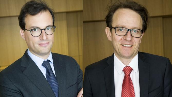 Nous avons rencontré Julien-Pierre Nouen et Matthieu Grouès, respectivement directeur des études économiques et de la gestion diversifiée et associé-gérant chez Lazard Frères Gestion, pour mieux comprendre la stratégie d'investissement du fonds Lazard Patrimoine.