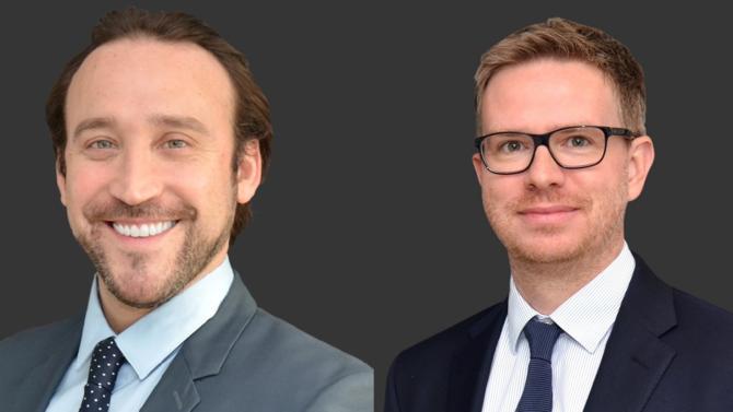 Benjamin Siino et Lachlan Poustie sont promus au rang d'associés chez Sherman Sterling à Paris.