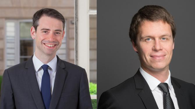 À Paris, Rémi Ducloyer et Jean-Marie Le Brun intègrent l'équipe dédiée au droit public, à l'urbanisme et à l'environnement de Baker McKenzie respectivement en qualité de counsel et de collaborateur senior.
