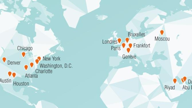 La firme King & Spalding a réalisé un chiffre d'affaires de 1,26 milliard de dollars en 2018, ce qui en fait l'un des 20 cabinets d'avocats les plus importants des États-Unis. La rentabilité est aussi impressionnante et en progression, avec une croissance de près de 11 % depuis 2017, un PEP à plus de 3 millions de dollars et un revenu par avocat supérieur à 1,2 million de dollars. King & Spalding poursuit son ascension, notamment en France et en Europe.