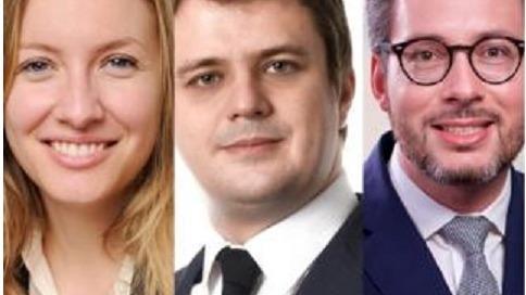 Ophélia Claude, Jean de Calbiac et Numa Rengot sont les plus jeunes de cette édition. Ils ont prêté serment entre 2012 et 2013.