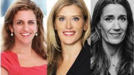 Nadia Darwazeh, Julie Béot-Rabiot et Amélie Lièvre-Gravereaux sont inscrites au barreau de Paris depuis 2004.