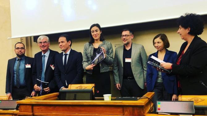 """La députée LREM Paula Forteza a présenté le rapport """"Quantique, le virage technologique que la France ne ratera pas"""". Selon l'exécutif, les préconisations seront appliquées."""