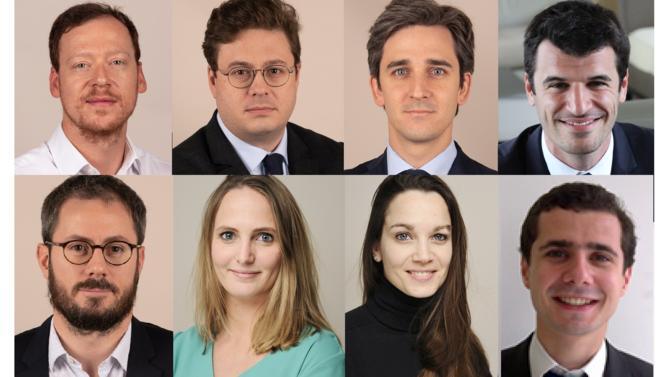 Sept avocats parisiens et un londonien sont nommés counsels chez Gide.