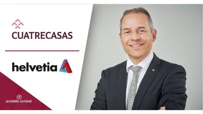 Helvetia Insurance has acquired a majority stake in Spanish insurer Caser.