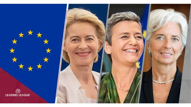 While the European Parliamentary elections, Brexit and the ongoing climate change crisis dominated most of last year's political debate in the European Union, 2019 also witnessed a higher-than-ever level of female political leadership. From the election of four female head of state to the female presidencies of two European institutions, namely the European Central Bank and the European Commission, 2019 was a banner year for women in politics.