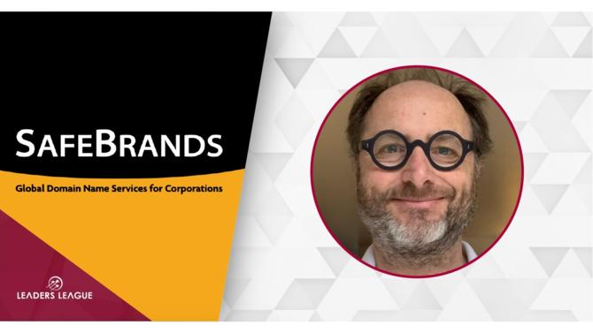 We speak to the Montréal-based founder and CEO of SafeBrands, Charles Tiné, about brand protection and managing domain names.