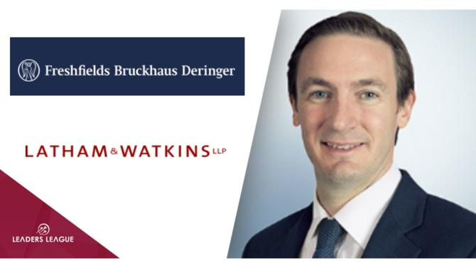 Freshfields Bruckhaus Deringer M&A partner Sam Newhouse has left the firm to join Latham & Watkins' London office.