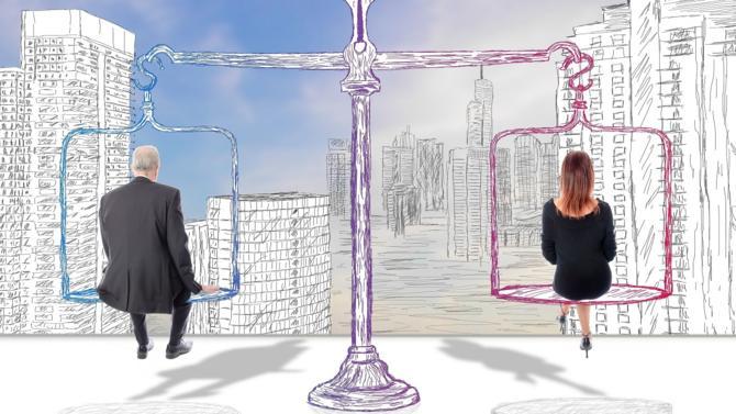 Le nombre de femmes associés dans les cabinets d'avocats d'affaires est en forte progression par rapport au dernier baromètre Décideurs : +8% entre 2012 et 2018.