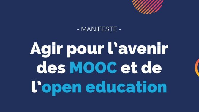 Nous, acteurs de la formation digitale, discutons, échangeons, réfléchissons ensemble depuis des mois au rôle des Mooc dans le développement de compétences. Nous avons ainsi acté ensemble ce manifeste pour décider de l'avenir des Mooc et de leurs axes prioritaires de transformation.