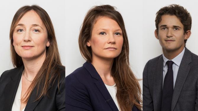 Trois avocats spécialistes du contentieux des affaires, Estelle Floyd, Sophie Ducrocq et Thibaud Le Gallou, fondent Floyd & Associés.
