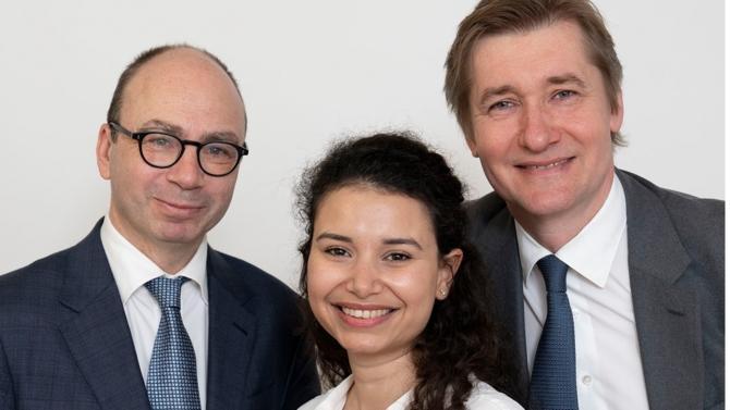 Christophe Perchet et Nicolas Rontchevsky s'associent pour lancer leur propre structure, dédiée aux entreprises et à la vie des affaires.