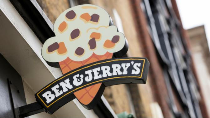 No need for a certification or audit to verify the altruistic credentials of Ben & Jerry's – Ben Cohen and Jerry Greenfield have been part of the purpose revolution for more than four decades.