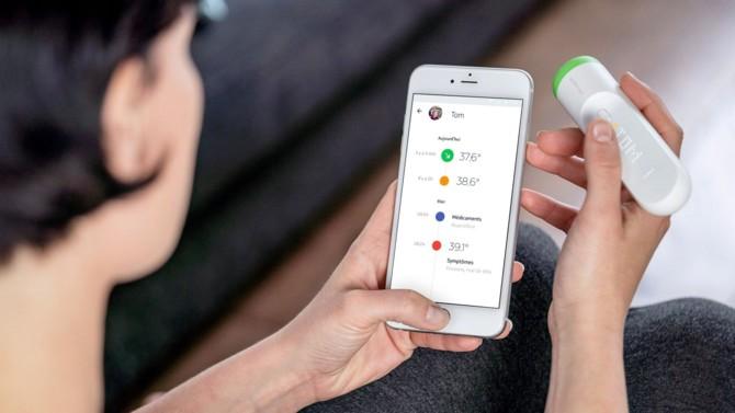 La licorne tricolore, spécialisée dans la mesure et la collecte de données physiologiques à distance grâce à ses objets de santé connectée, souhaite aider à l'effort de connaissance médicale et de soutien des professionnels de santé.