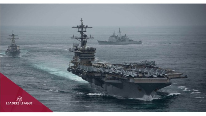 The commander of the USS Theodore Roosevelt was dismissed after leaking a letter critical of the US government's inaction.