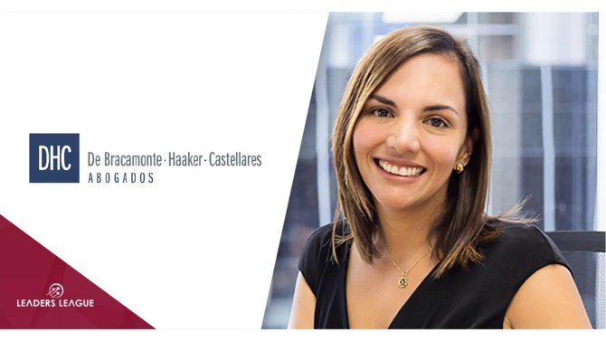 Peruvian law firm De Bracamonte, Haaker, Castellares Abogados (DHC) appointed Tabata Arteta Pinto to a partner level position. She will lead the new litigation and arbitration practice made up of three lawyers and three assistants. She joins a team of five partners and 34 associates.