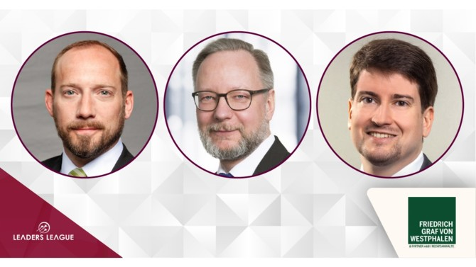 Inthe midst of the Corona crisis,the law firmFriedrich Graf von Westphalen & Partner(FGvW) is sending a courageous signal as the partnership pursues its growth strategy with the inauguration of a new office in Berlin on 1May, 2020.