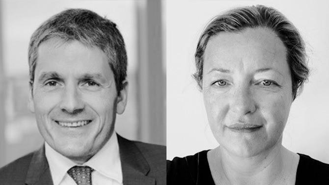 Caroline Ledoux et Baptiste Gelpi sont les deux nouveaux associés du bureau parisien de Reed Smith.