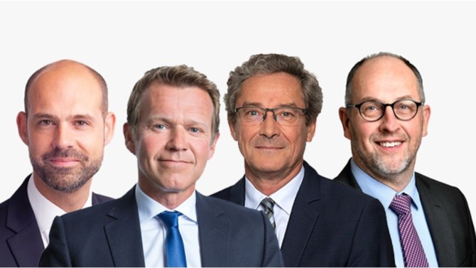Le directoire de Fidal se dote de trois nouveaux membres : François de Laâge de Meux, Christophe Mikolajczak et Jean-Godefroy Desmazières.