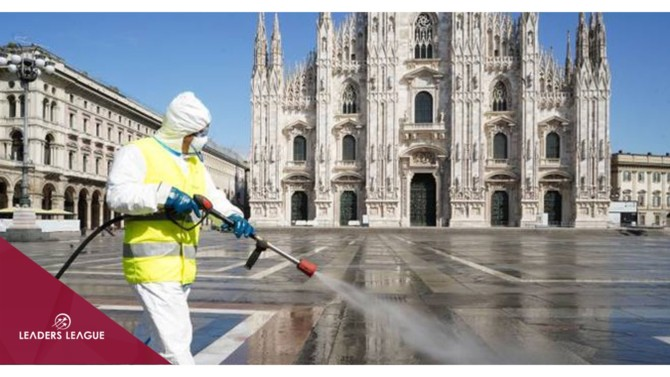 After a prolonged period of decline, a rise in the number of coronavirus cases in Milan threatens to disrupt Prime Minister Giuseppe Conte's plans to begin re-opening the country on May 4th.
