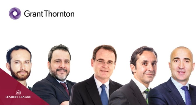 Grant Thornton Spain has announced the appointment of five new partners.