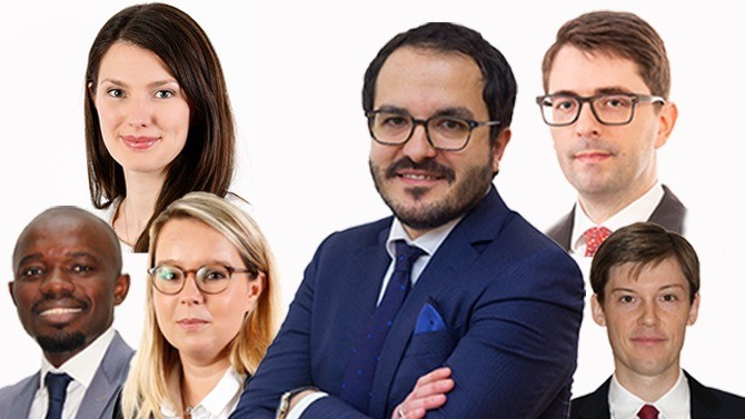 Le bureau parisien de Linklaters élève au rang d'associé Darko Adamovic au sein de son département énergie et infrastructure et nomme cinq nouveaux counsels :  Laurent Benoit, Charlotte Colin-Dubuisson, Samuel Bordeleau, Justin C. Faye et Lauren Hanley.