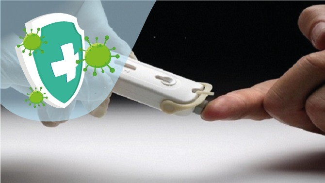 NG Biotech, la start-up bretonne qui a mis au point un test sérologique de détection rapide de l'infection au Covid-19, a été retenue par le ministère des Armées pour produire en nombre des kits de dépistage par prélèvement sanguin. La société, qui va produire des millions de tests à partir du mois de juillet, inaugure un nouveau centre de production. Son co-fondateur, le docteur Alain Calvo, revient sur le développement de ce dispositif médical simple, unique et innovant.