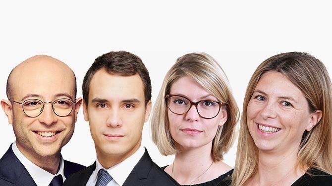 Raphaël Darmon, Sami Jebbour, Margaux Bognon-Küss et Marie Roche sont nommés counsels au sein du bureau parisien de Freshfields en corporate et finance.