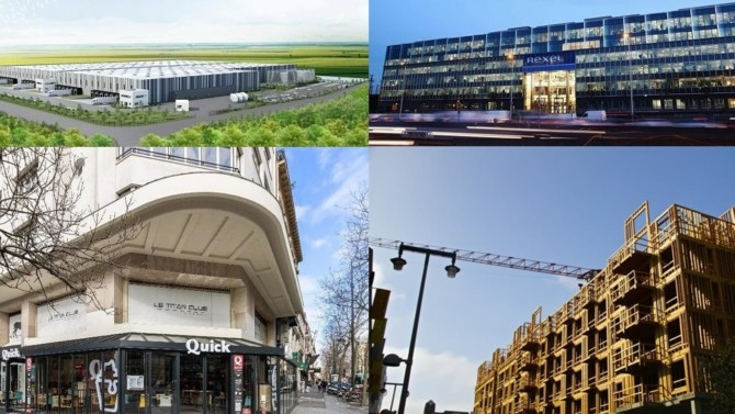 Le confinement n'a pas sonné l'arrêt total du marché de l'investissement en immobilier d'entreprise en France. Décideurs vous propose une rétrospective des principales opérations annoncées pendant cette période.