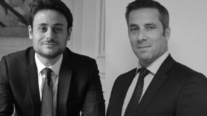 Julien Nataf et Sylvain Metz rejoignent Gecina respectivement en qualité de directeur juridique M&A et immobilier et compliance officer.