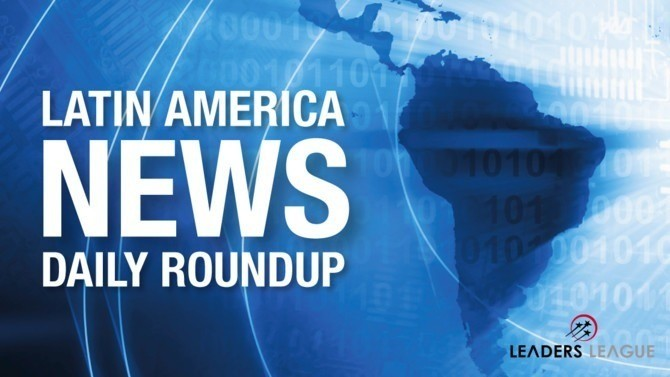 Find out what's been happening in Latin America with our latest news update