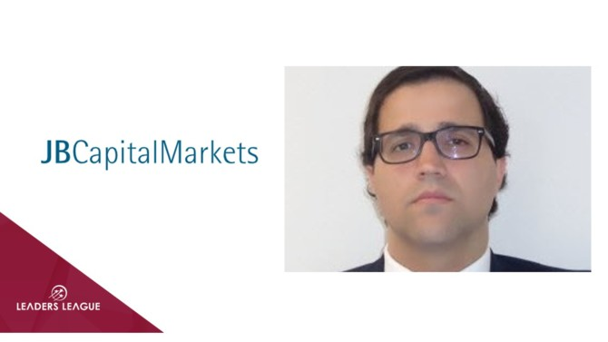 Madrid-headquartered investment banking firm JB Capital Markets has promoted Andre Pereira-Ambrosio to managing director, investment banking.