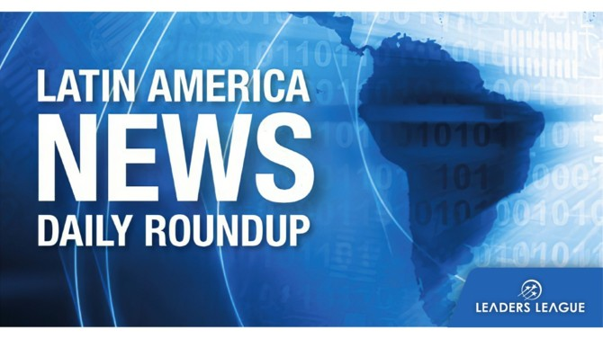 Find out what's been happening in Latin America with our latest news update.