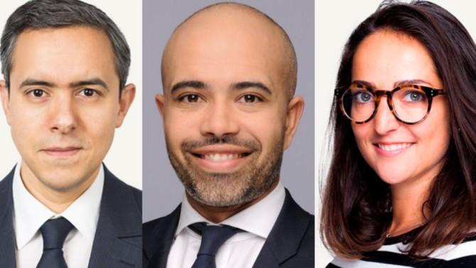 Le bureau parisien du cabinet international poursuit sa croissance grâce à la nomination de trois nouveaux counsels : Amine Bourabiat, Jules Lecoeur et Anne-Caroline Payelle.