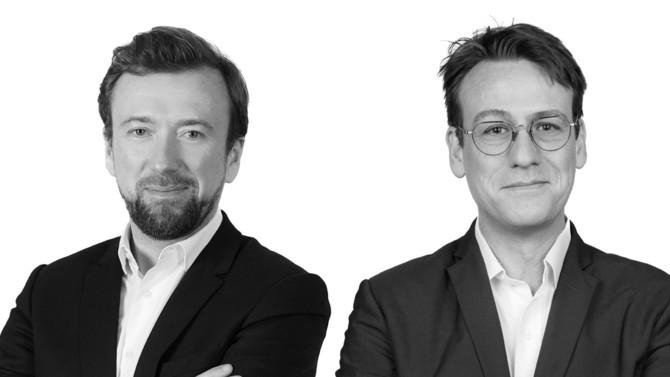 Antoine Grenet et Matthieu Jan ont rejoint le cabinet en qualité de directeurs associés, pour renforcer l'équipe dédiée au management de transition.