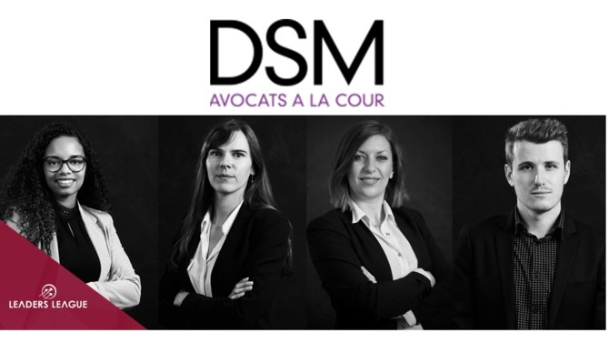Luxembourg law firm DSM Avocats à la Cour has promoted three promising young lawyers, Alessandra Medina, Heloïse Cuche and Quentin Martin to the rank of senior associate as well as Christelle Patardr to paralegal, effective June 1st 2020.
