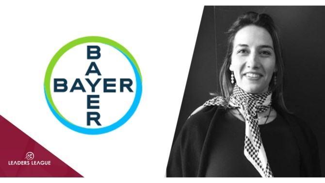 Bayer Pharmaceuticals has appointed Ana Bayo Busta as its head of legal, patents and compliance for Iberia.